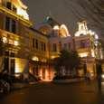 旧ソウル駅舎 夜