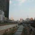 清渓川 鍾路付近